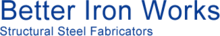 Better Iron Works Logo
